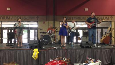Wondercity | DFW Airport, TX | Cover Band | Photo #5
