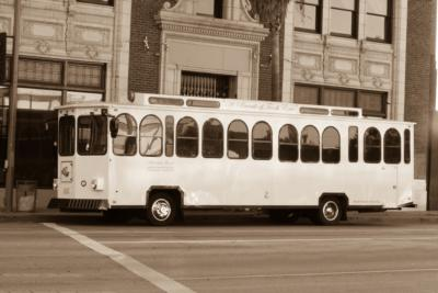 Trolley Party Bus | A New Era! | Chatsworth, CA | Party Bus | Photo #3