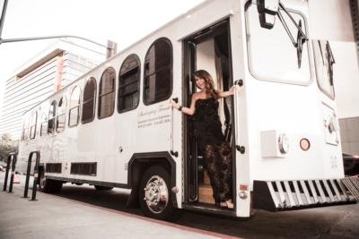 Trolley Party Bus | A New Era! | Chatsworth, CA | Party Bus | Photo #11