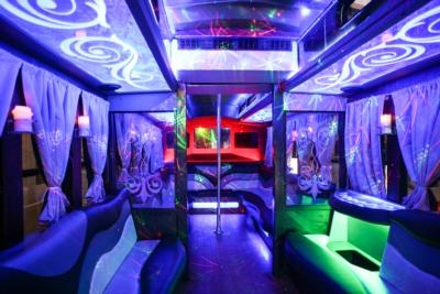 Trolley Party Bus | A New Era! | Chatsworth, CA | Party Bus | Photo #5