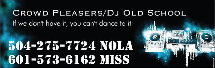 Crowdpleasers/Dj Old school