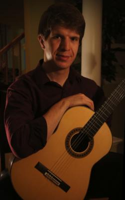 Theodore Stavrou | Rockford, IL | Classical Guitar | Photo #1
