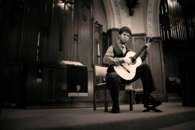 Theodore Stavrou | Rockford, IL | Classical Guitar | Photo #3