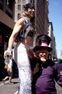 Lady Leggs | New York, NY | Stilt Walker | Photo #25