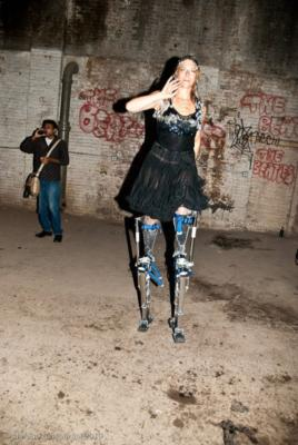 Lady Leggs | New York, NY | Stilt Walker | Photo #14