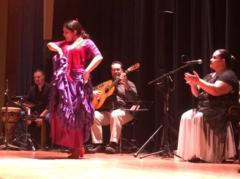 SOMOS Flamenco Company - Flamenco Dancer - Tampa, FL