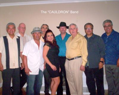 The Cauldron Group | West Covina, CA | Latin Band | Photo #6