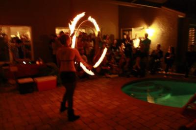 Tera Robots - Fire Performer & Hula Hooper | Orlando, FL | Fire Dancer | Photo #9