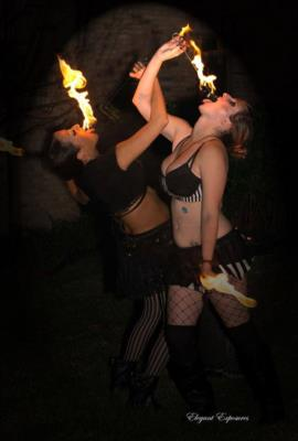 Tera Robots - Fire Performer & Hula Hooper | Orlando, FL | Fire Dancer | Photo #14