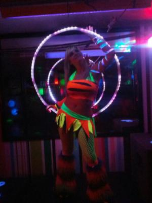 Tera Robots - Fire Performer & Hula Hooper | Orlando, FL | Fire Dancer | Photo #5