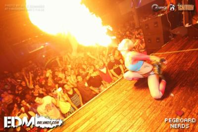 Tera Robots - Fire Performer & Hula Hooper | Orlando, FL | Fire Dancer | Photo #3