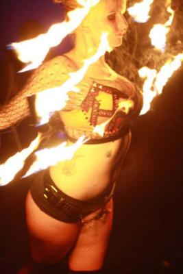 Tera Robots - Fire Performer & Hula Hooper | Orlando, FL | Fire Dancer | Photo #13