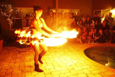 Tera Robots - Fire Performer & Hula Hooper | Orlando, FL | Fire Dancer | Photo #2
