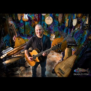 Wisconsin Bluegrass Musician | Bradley Fish - ElectrAcoustic World Funk!