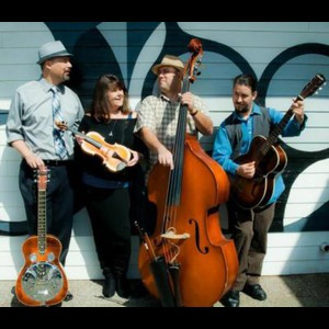 Caspar Bluegrass Band | The Rusty String Express