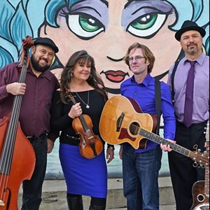 Whitethorn Acoustic Band | The Rusty String Express