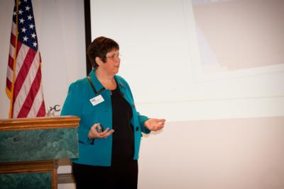 Cathy Sexton | Saint Louis, MO | Business Speaker | Photo #9