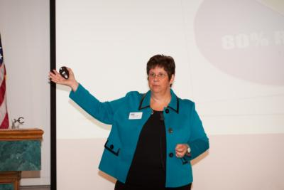 Cathy Sexton | Saint Louis, MO | Business Speaker | Photo #8