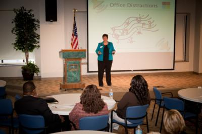 Cathy Sexton | Saint Louis, MO | Business Speaker | Photo #7