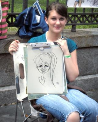 Tica  | New Orleans, LA | Caricaturist | Photo #7