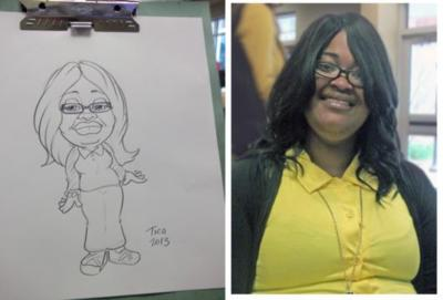 Tica  | New Orleans, LA | Caricaturist | Photo #15