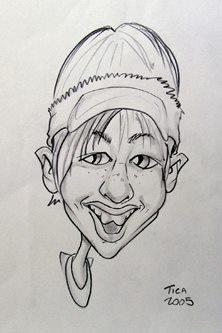 Tica  | New Orleans, LA | Caricaturist | Photo #11