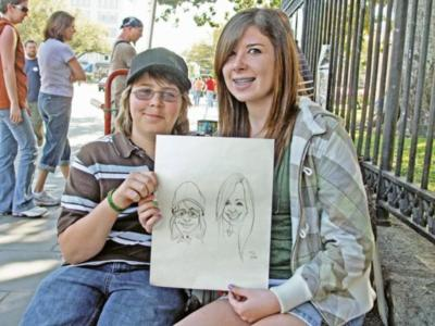 Tica  | New Orleans, LA | Caricaturist | Photo #8