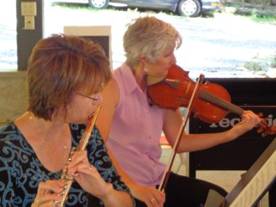 Allegria Ensemble | State College, PA | Chamber Music Trio | Photo #4