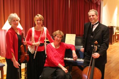 Allegria Ensemble | State College, PA | Chamber Music Trio | Photo #6