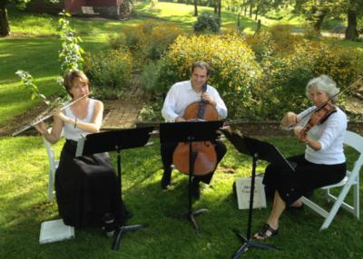 Allegria Ensemble | State College, PA | Chamber Music Trio | Photo #2