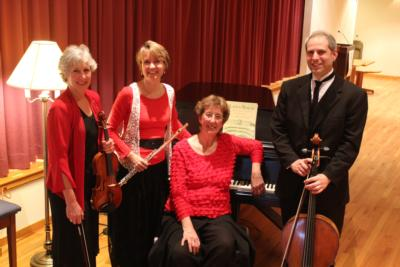 Allegria Ensemble | State College, PA | Chamber Music Trio | Photo #8