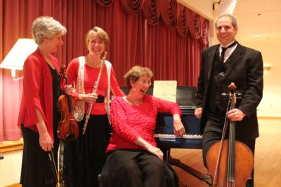 Allegria Ensemble | State College, PA | Chamber Music Trio | Photo #7