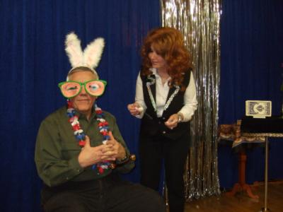 Glenda & Mike's Comedy Magic (Plus) Ventriloquism | Hutchinson, KS | Comedy Magician | Photo #4