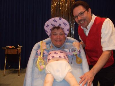 Glenda & Mike's Comedy Magic (Plus) Ventriloquism | Hutchinson, KS | Comedy Magician | Photo #5