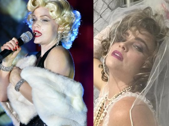 Madonna and Marilyn Monroe Tribute Artist - Impersonator - Orlando, FL