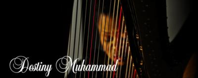 Harpist from the Hood | Oakland, CA | Harp | Photo #1