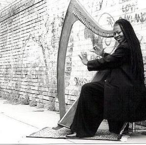 Harpist from the Hood | Oakland, CA | Harp | Photo #3