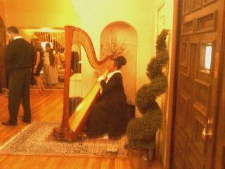 Harpist from the Hood | Oakland, CA | Harp | Photo #9