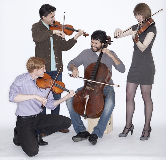 Friction Quartet - Classical Quartet - San Francisco, CA