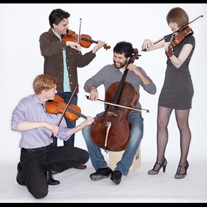 Oakland Classical Quartet | Friction Quartet