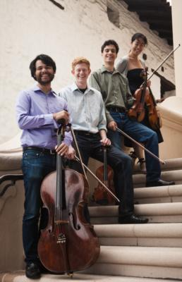 Friction Quartet | San Francisco, CA | Classical Quartet | Photo #2