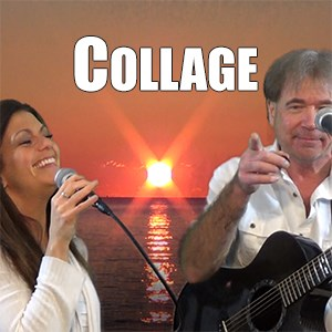 Massachusetts Folk Duo | Collage