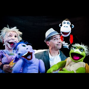 Orange Ventriloquist | Kevin Horner Live: Ventriloquist/Illusionist