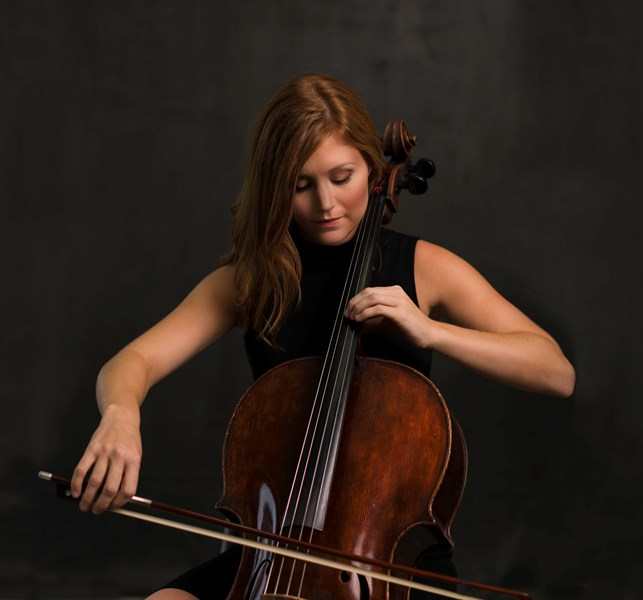Emily Rose Nelson - Cellist - Nashville, TN