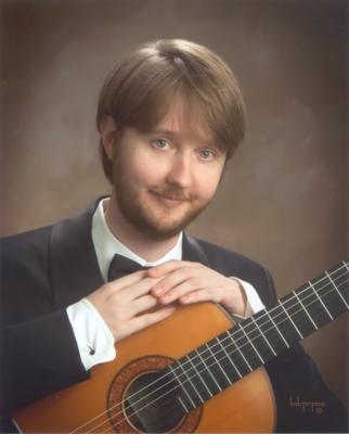 Eric Christensen | Providence, RI | Classical Guitar | Photo #1