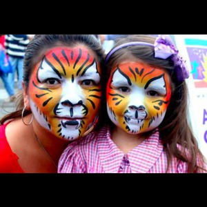 Brewster Face Painter | Kaleidoscope Art & Entertainment