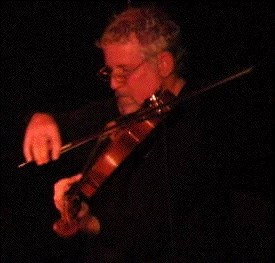 Santa Rosa, CA Violinist | Tom Tally