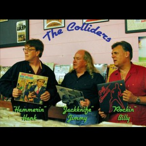 Wicomico Chur Oldies Band | The Colliders