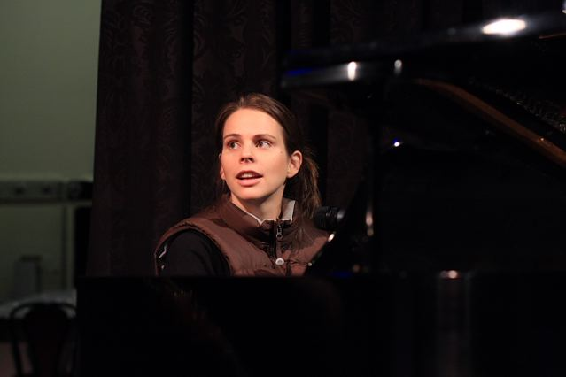 Anne Browning Wilson - Pianist - Brooklyn, NY