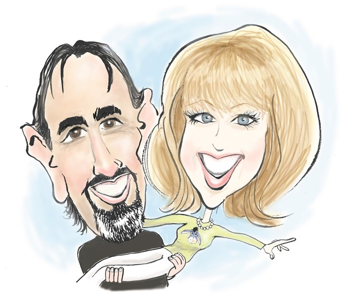 Caricatures & Cartoons by Jim McCloskey - Caricaturist - Biloxi, MS